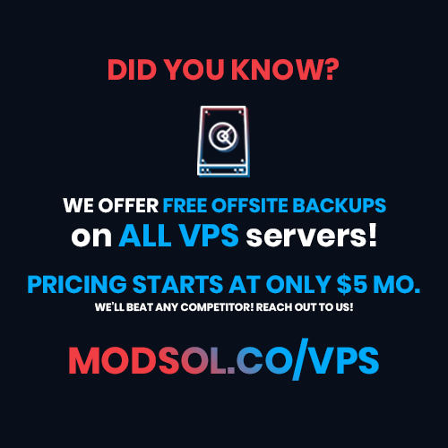 Learn about our VPS Hosting